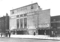 Odeon Cinema, Romford Road, Forest Gate. c1936.