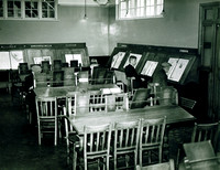Manor Park Library. Reading room. 1946.
