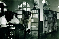 Manor Park Library. 1946.