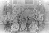 Park School Football Club. c1907-8.
