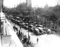 General Strike. Stratford Broadway. May 1926.