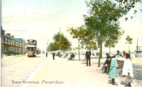 Tram Terminus, Forest Gate.