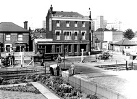 Jubilee Tavern, North Woolwich Road. c1960