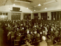 East Ham Library. Opening of Children's Library. 1930.
