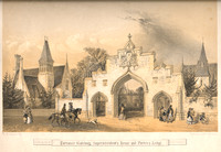 City of London Cemetery. 1856.